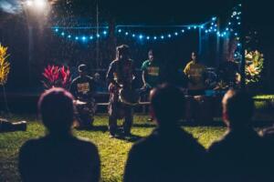 Night-Drumming